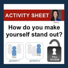 Activity Sheet Unlock
