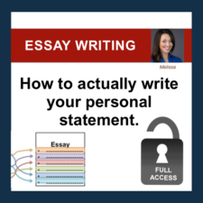 Essay Writing Tutorial Unlock