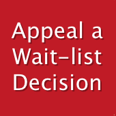 Appeal-Wait-list-Decision